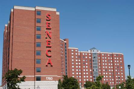 SENECA College, CANADA. Seneca offers more than an education.