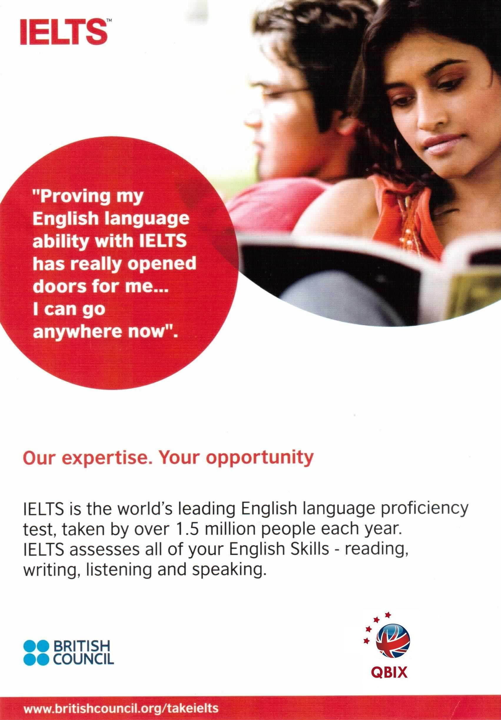 how to take ielts general