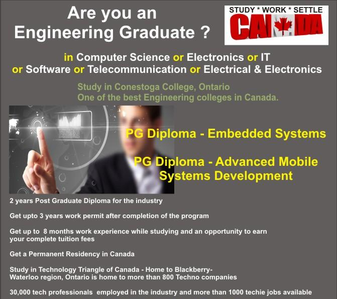 Study in Canada - Colleges, Courses, Eligibility, Cost ...